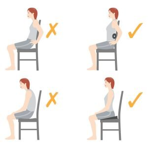 The Effects Of Poor Posture And How To Correct It  Posture Examples