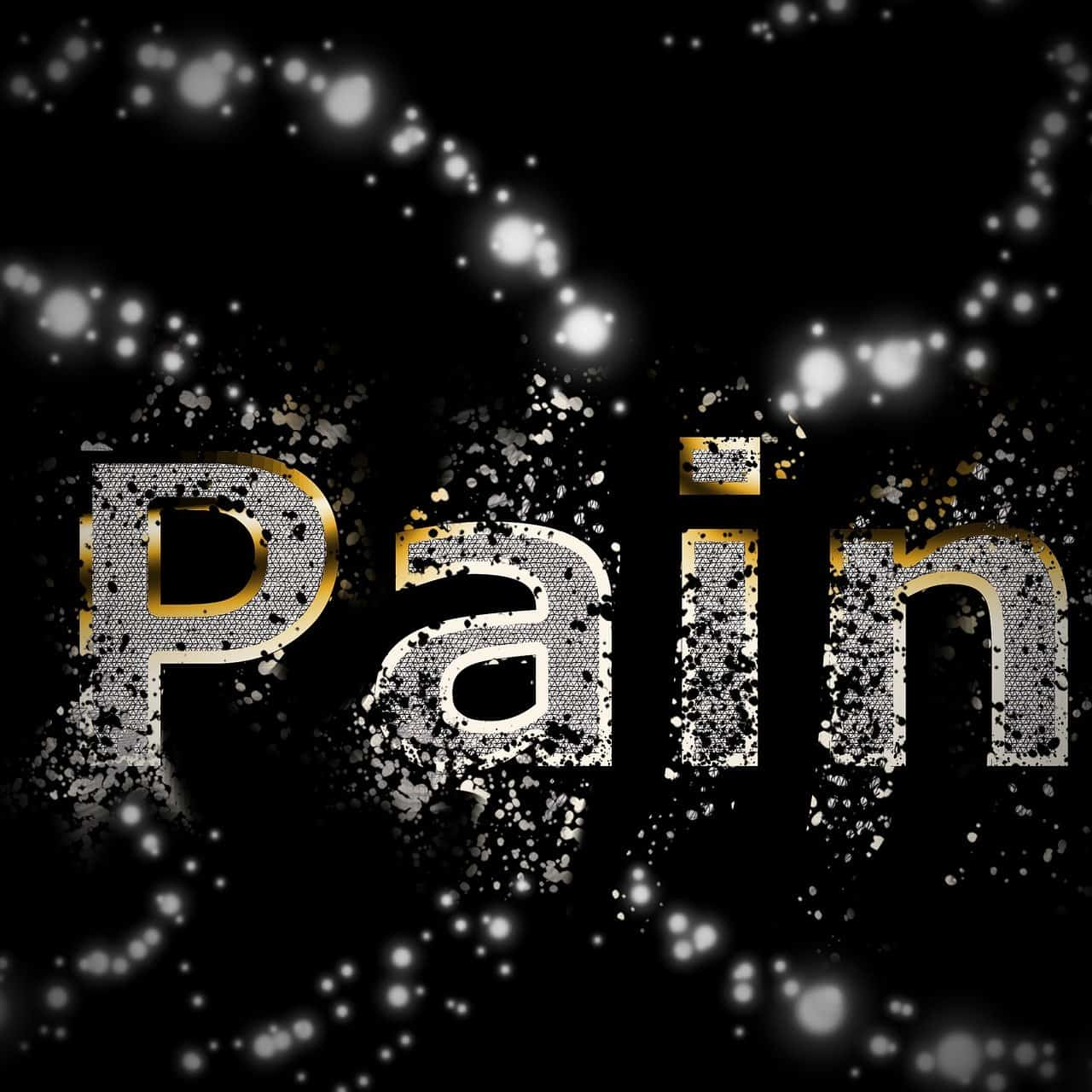 the word Pain